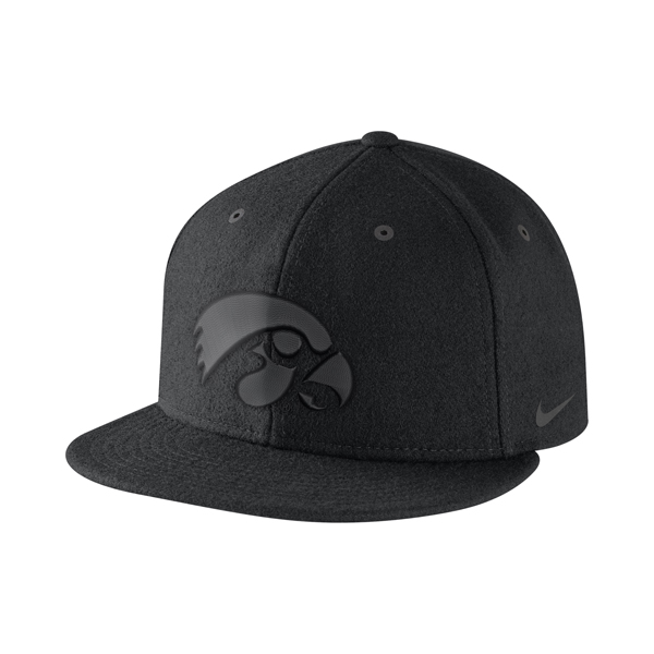 Iowa Hawkeyes New Day True Black Hat