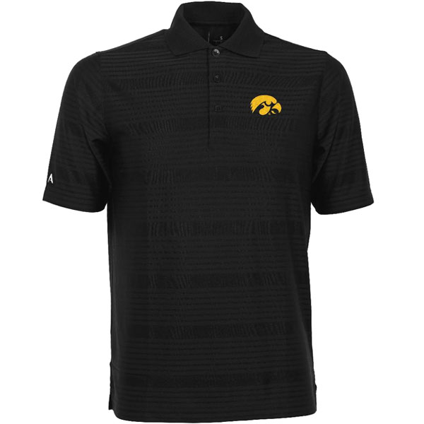 Iowa Hawkeyes Illusion Polo