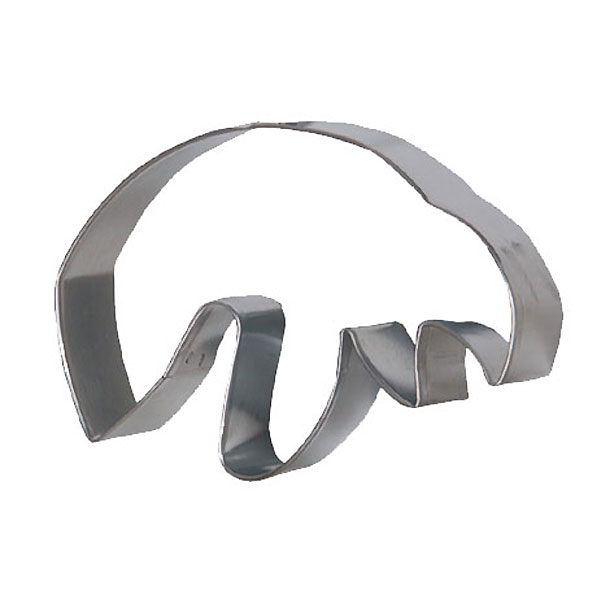 Iowa Hawkeyes Cookie Cutter