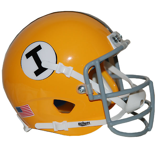 Iowa Hawkeyes 1965 Throwback Mini Helmet