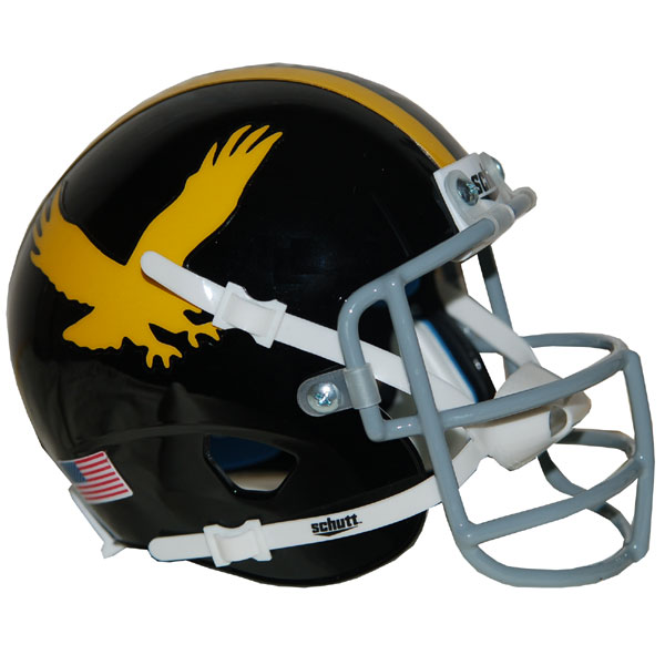 Iowa Hawkeyes 1972 Throwback Mini Helmet
