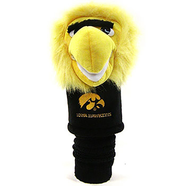 Iowa Hawkeyes Mascot Head Cover