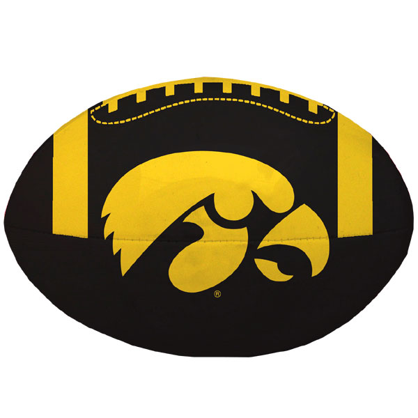 Iowa Hawkeyes Softee Football