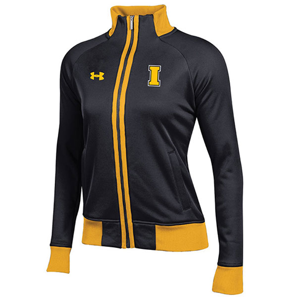 Iowa Hawkeyes Women's Triad Jacket