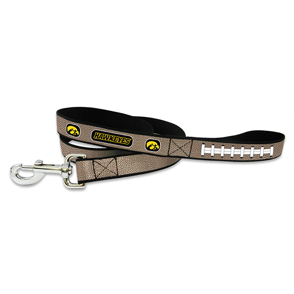 Iowa Hawkeyes Reflective Pet Leash