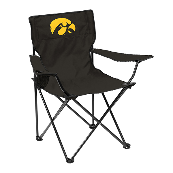 Iowa Hawkeyes Quad Chair