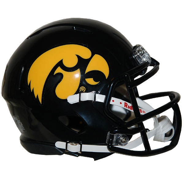 Iowa Hawkeyes ANF Mini Helmet
