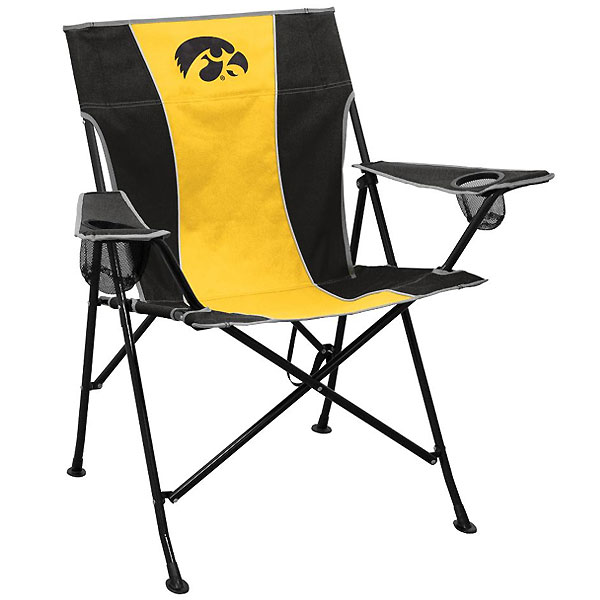 Iowa Hawkeyes Pre-Game Chair