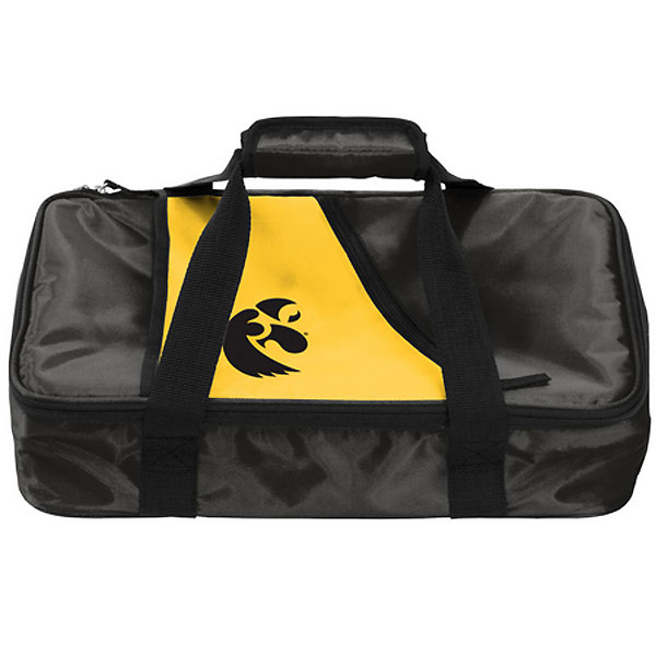Iowa Hawkeyes Casserole Caddy