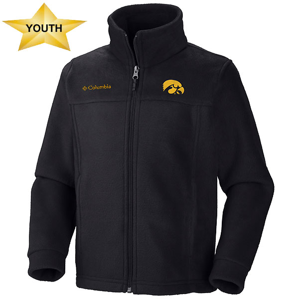 Iowa Hawkeyes Youth Flanker Fleece
