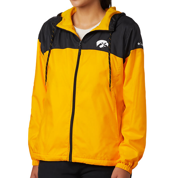 Iowa Hawkeyes Women's Flash Forward Windbreaker