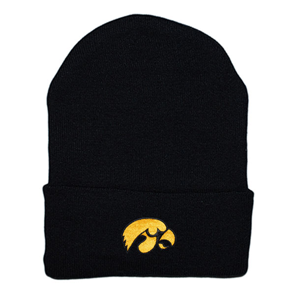 59743833549 Iowa Hawkeyes Newborn Stocking Cap