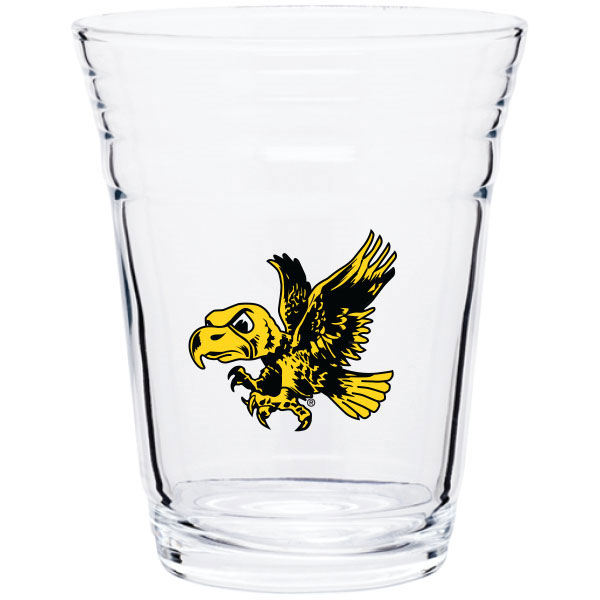 Iowa Hawkeyes Shot Glass