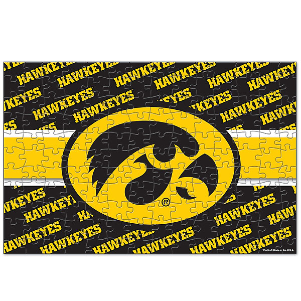 Iowa Hawkeyes 150 Piece Puzzle