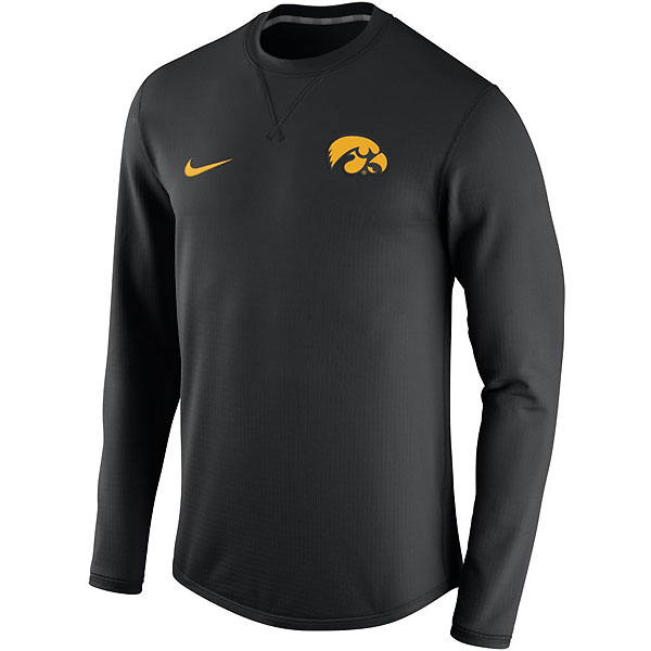 Iowa Hawkeyes Modern Crew Sweat