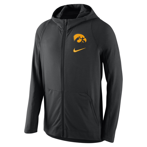 Iowa Hawkeyes HyperElite Fleece Hood