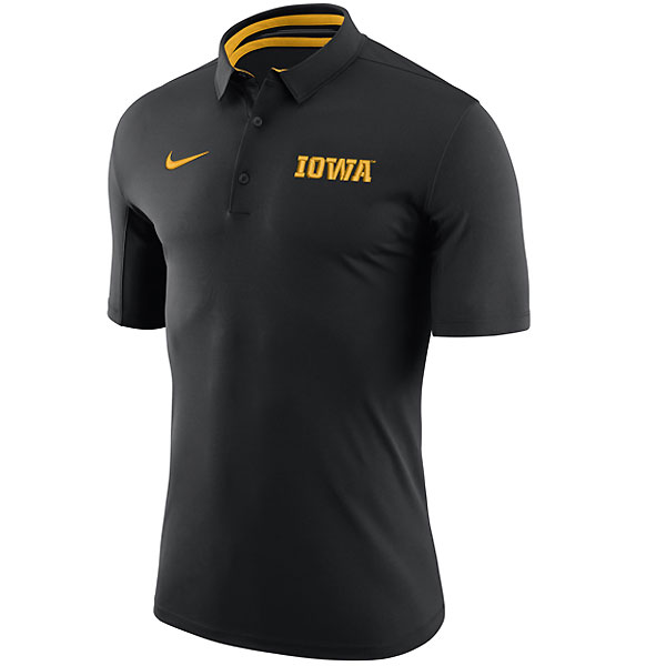 Iowa Hawkeyes Basketball Polo