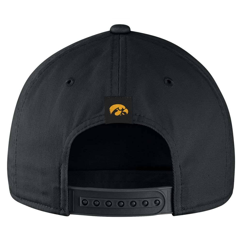 Iowa Hawkeyes Heritage 86 Cap Black