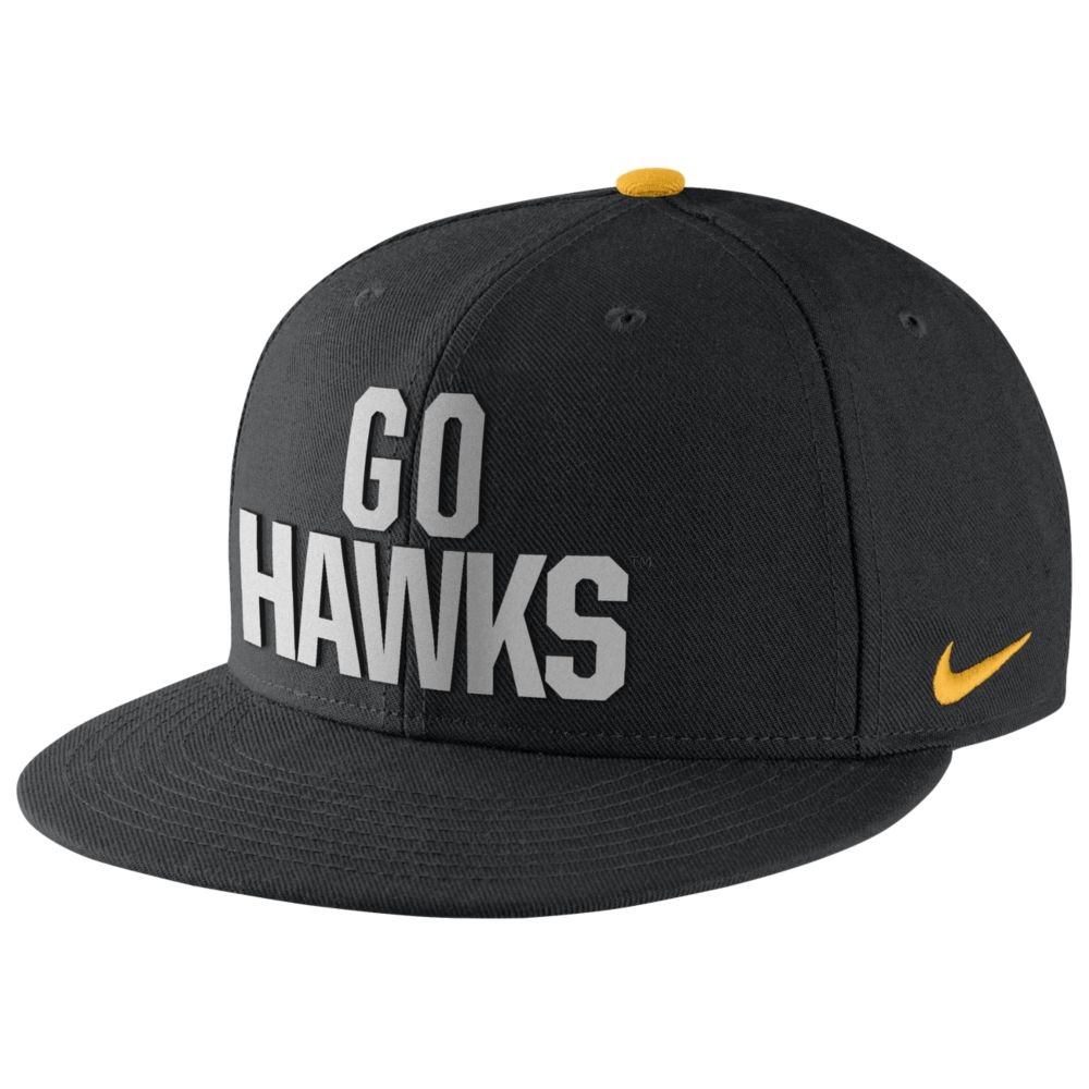 Iowa Hawkeyes Seasonal True Cap