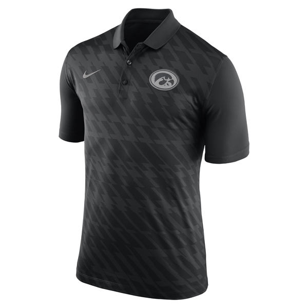 Iowa Hawkeyes Logo Polo