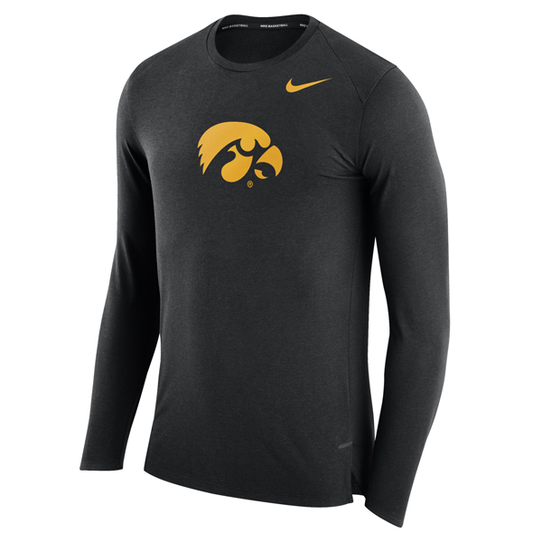 Iowa Hawkeyes Long Sleeve March Tee