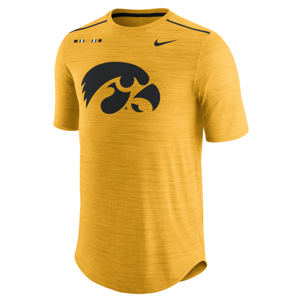 Iowa Hawkeyes Dry Breathe Tee
