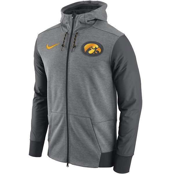 Iowa Hawkeyes Travel Jacket
