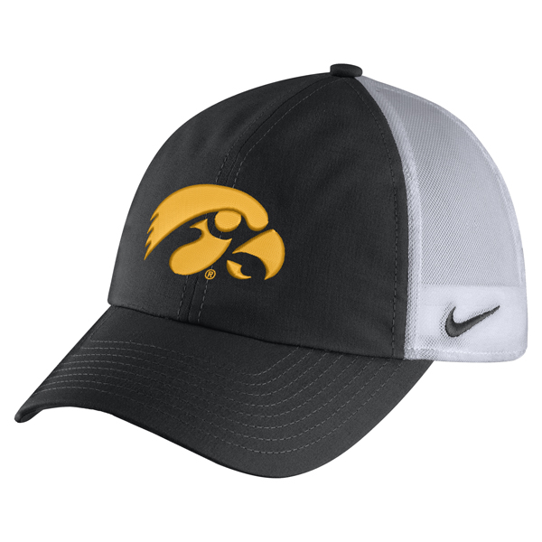 Iowa Hawkeyes Women's H86 Adjustable Hat