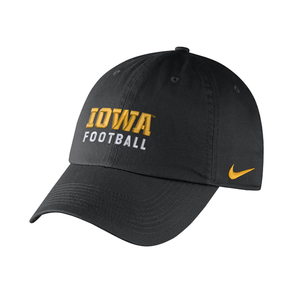 Iowa Hawkeyes Football Classic H86 Hat