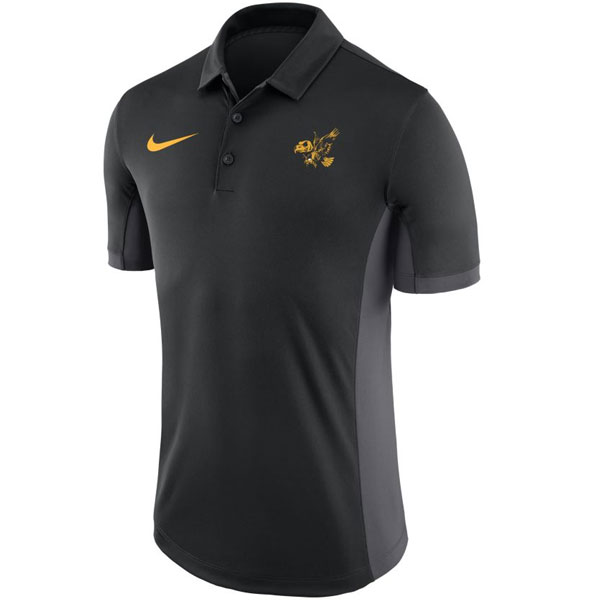 Iowa Hawkeyes Vault Logo Polo