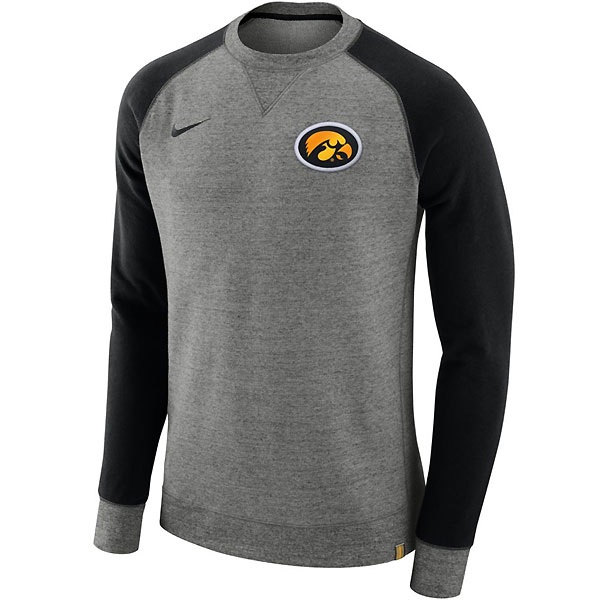 Iowa Hawkeyes AW77 Crew Sweat