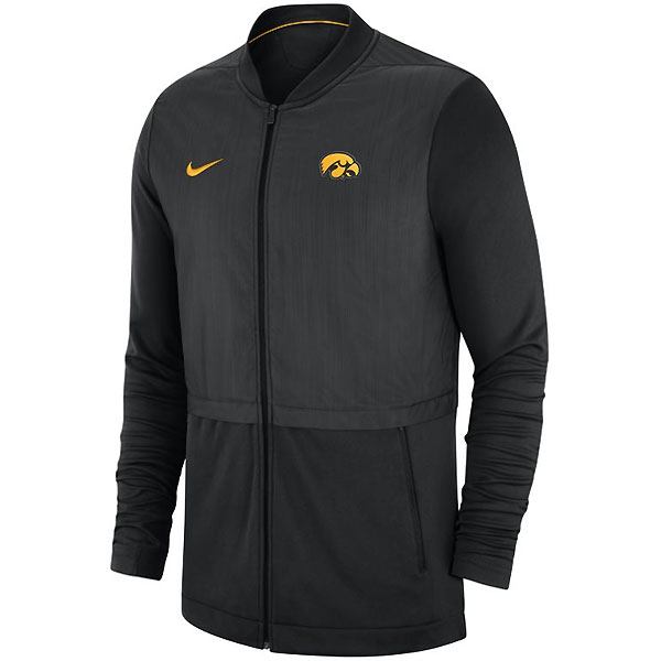 Iowa Hawkeyes Hybrid Jacket
