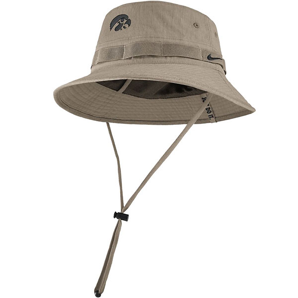 Iowa Hawkeyes Sideline Bucket Hat