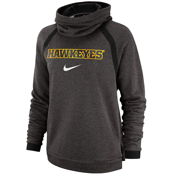 Iowa Hawkeyes Women's PO Winter Hoodie