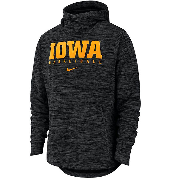 Iowa Hawkeyes Basketball Spotlight Hoodie