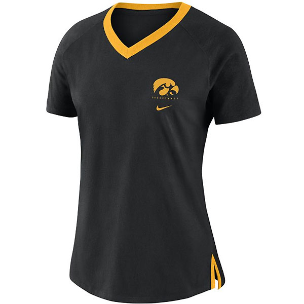 Iowa Hawkeyes Women's Basketball Fan Top
