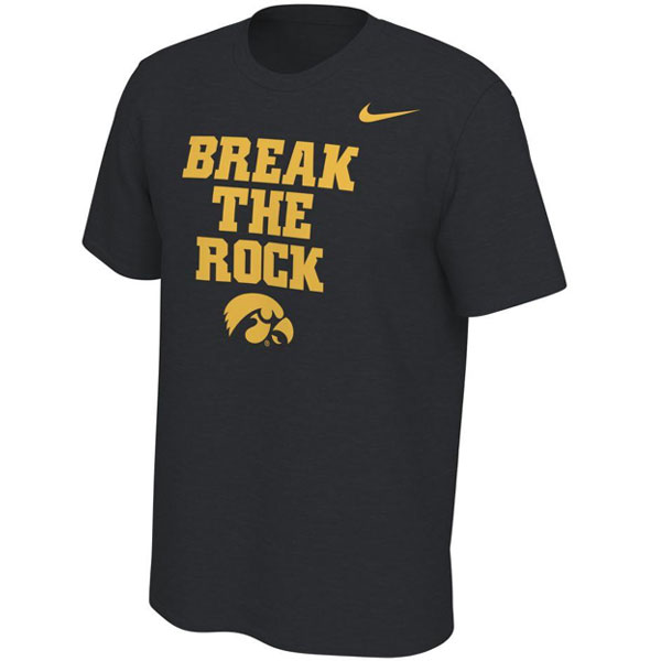 Iowa Break the Rock Mantra Tee