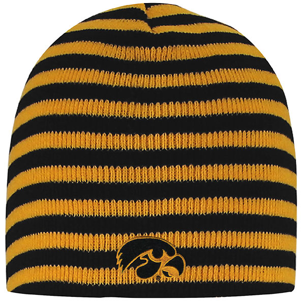 Iowa Hawkeyes Blizzard Beanie