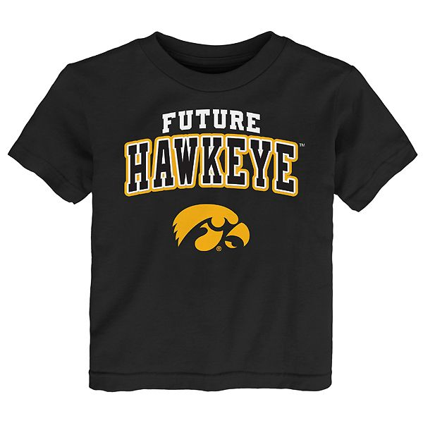 Iowa Hawkeyes Toddler Future Team Tee