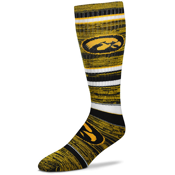Iowa Hawkeyes Going to the Game Sock