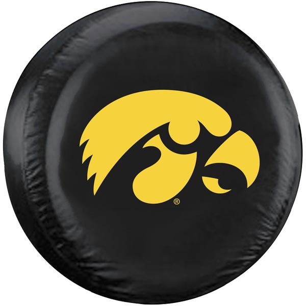 Iowa Hawkeyes Tire Cover