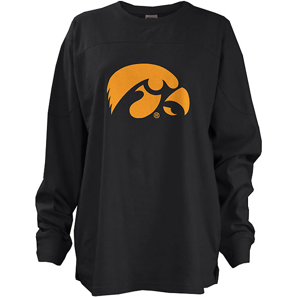Iowa Hawkeyes Women's Talia Big Shirt