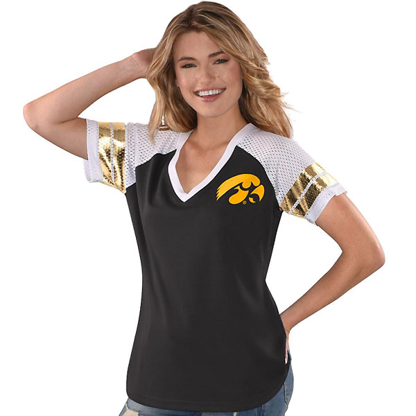 Iowa Hawkeyes Women's All Star Top
