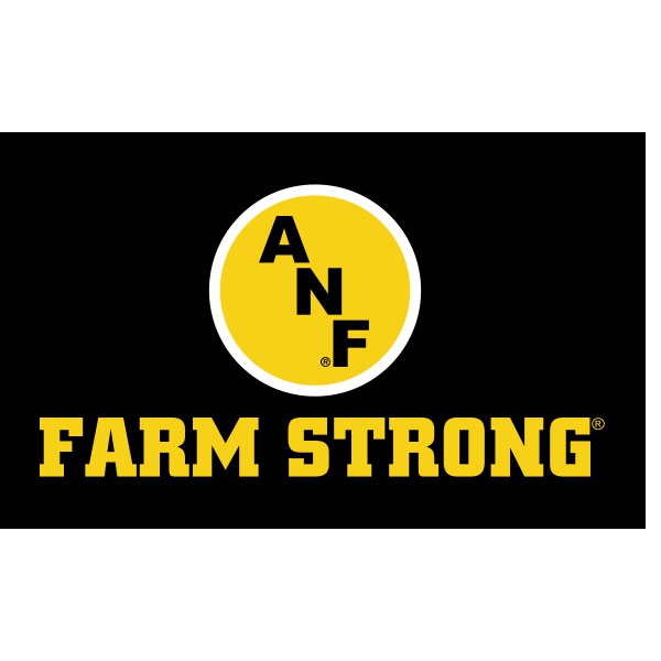 Iowa Hawkeyes 3' x 5' ANF Farm Strong Flag