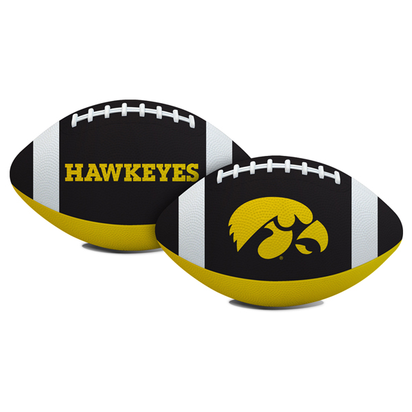 Iowa Hawkeyes Hail Mary Youth Size Football