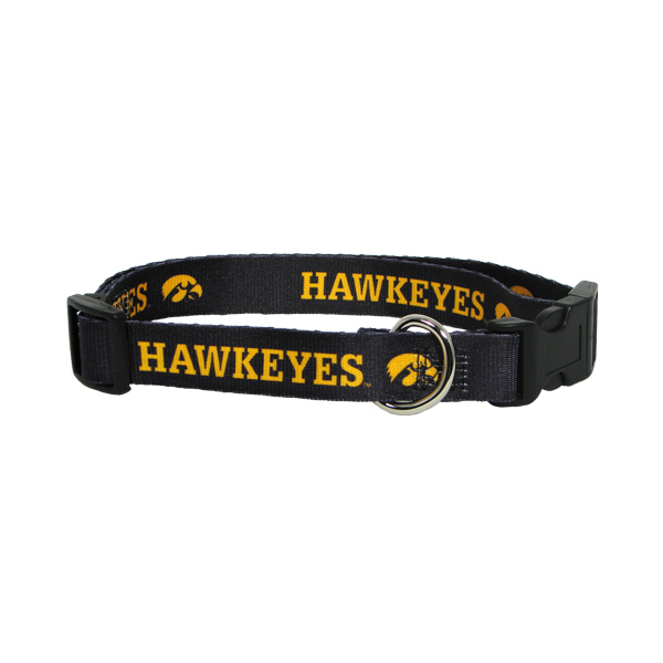 Iowa Hawkeyes Pet Collar