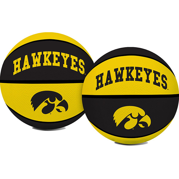 Iowa Hawkeyes Crossover Mini Size Basketball