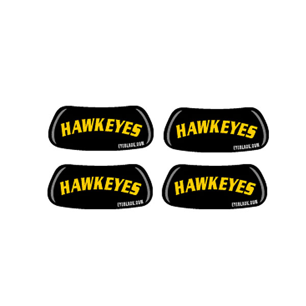 Iowa Hawkeyes Eye Black
