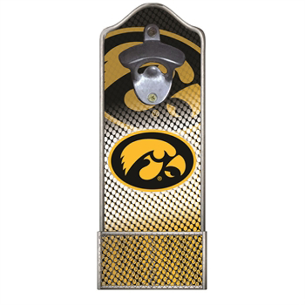 Iowa Hawkeyes Light-up Bottle Opener