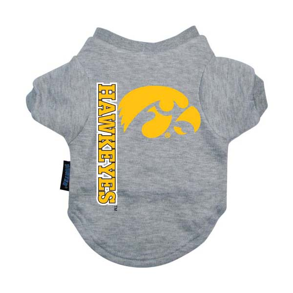 Iowa Hawkeyes Pet Tee